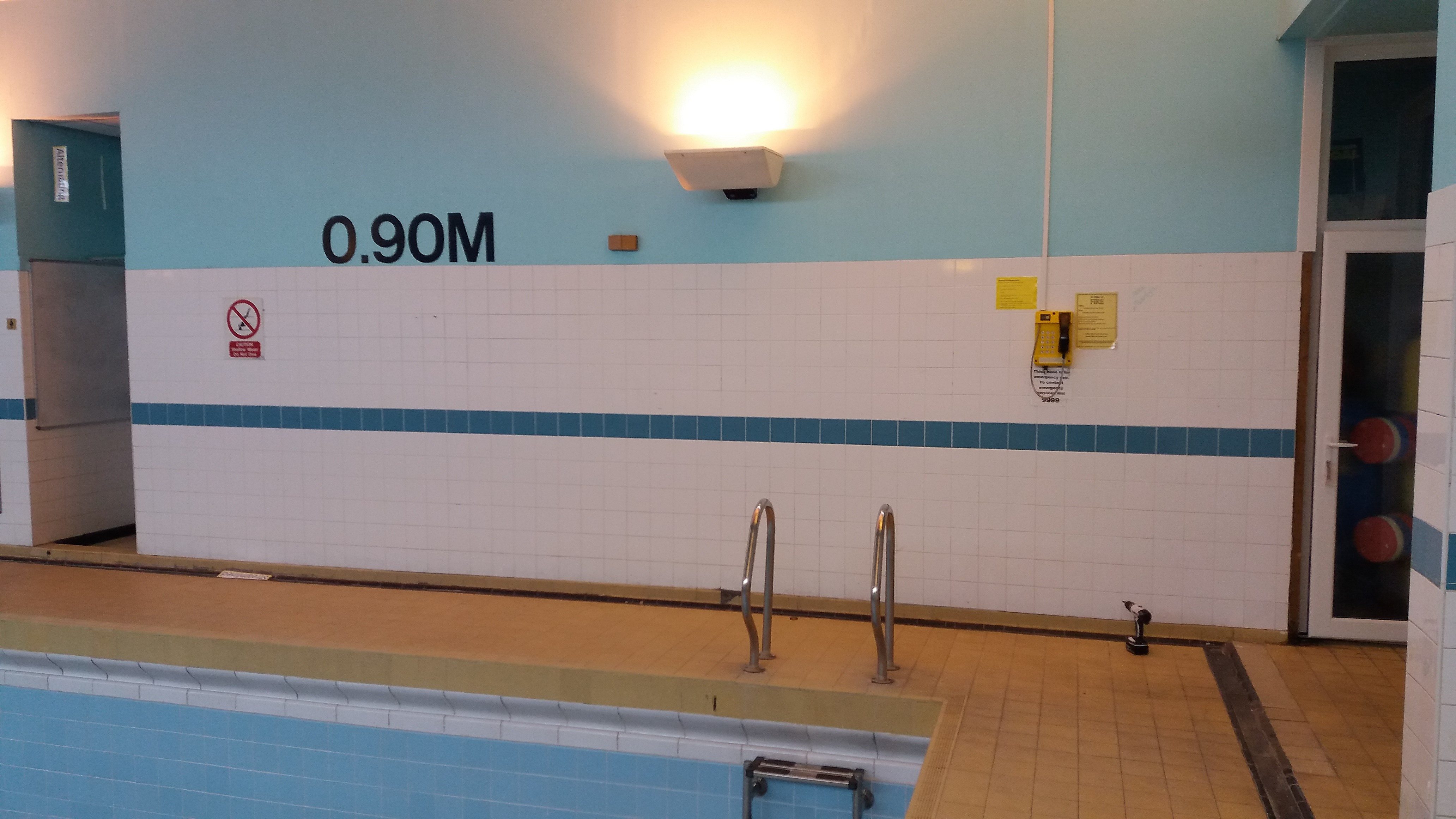 St Wilfred High School swimming Pool 1